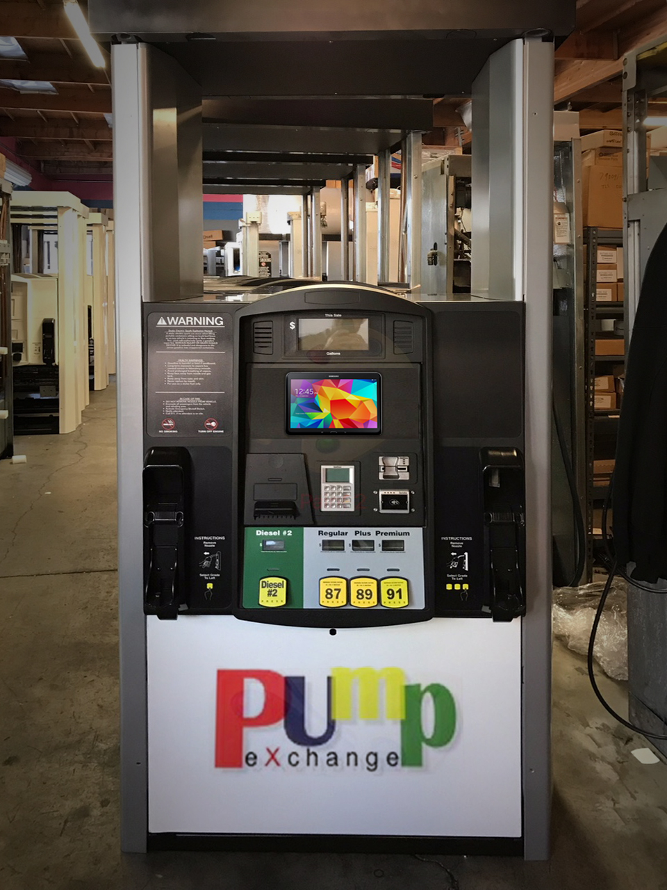 Used Gas Pump